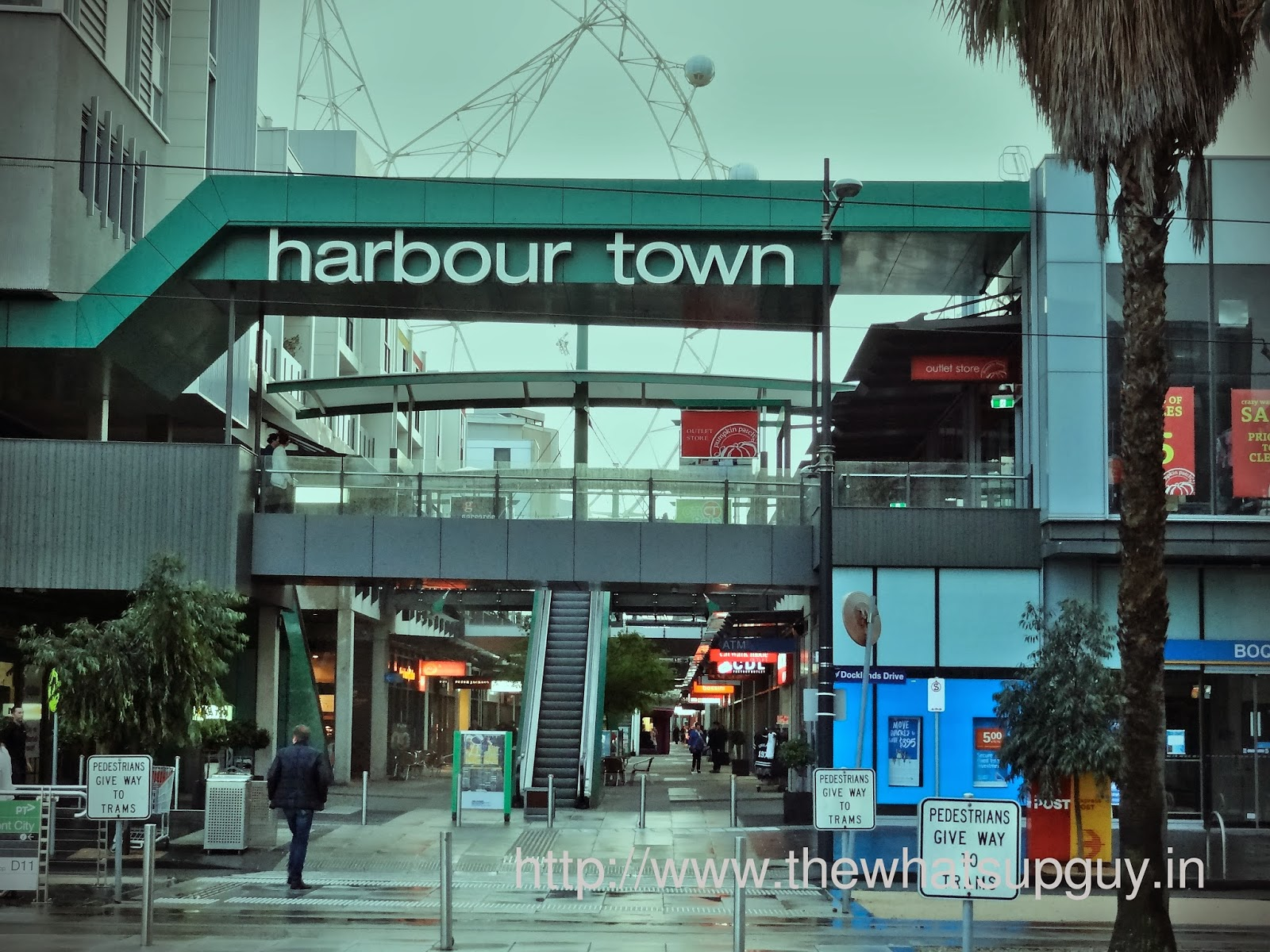 Dockland Harbour Town