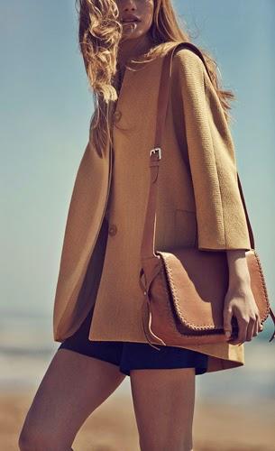 Massimo Dutti mujer accesorios bolso abrigo