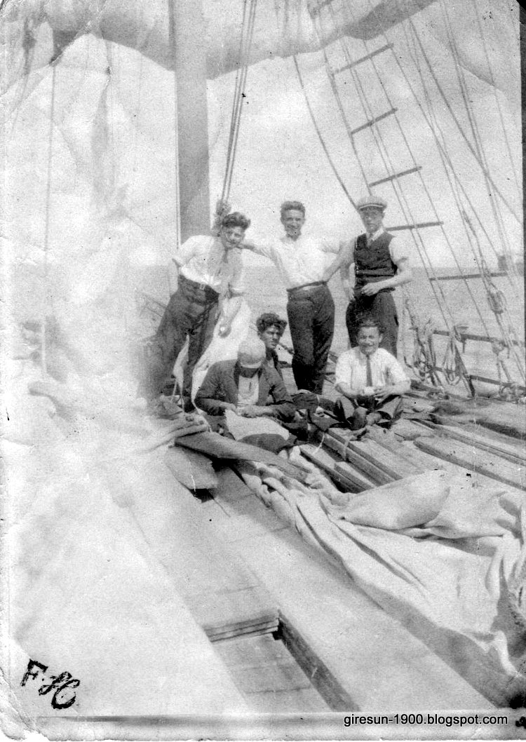 Sailing the Black Sea in the 1930s