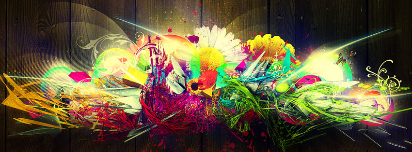 abstract fb cover - photo #15