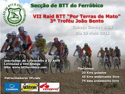 VII RAID BTT DE FERRÓBICO