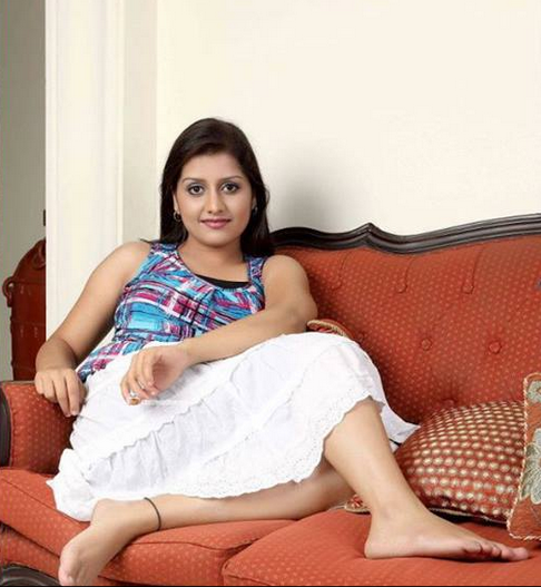 Malayalam actress Sarayu