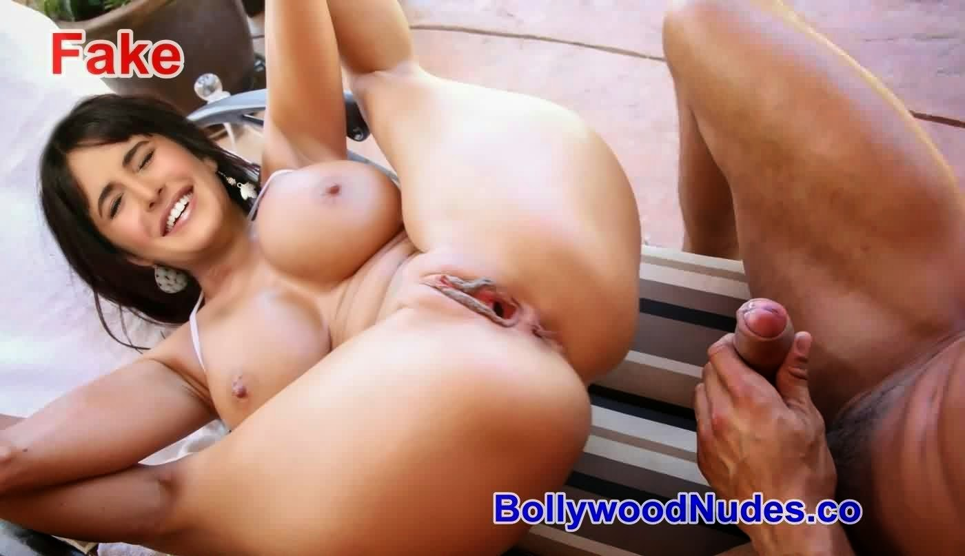 Wife glasses nude outside