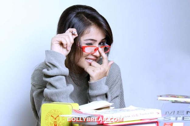 Dipa shah with red glasses  - (4) - Dipa Shah Hot Photo Shoot -1