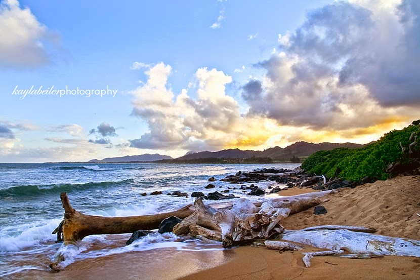 hawaii HDR photo