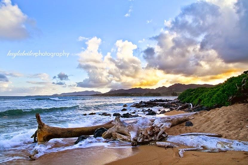 hawaii HDR photo