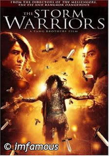 Phong Vân 1: Hùng Bá Thiên Hạ - Storm Warriors I: Wind And Cloud