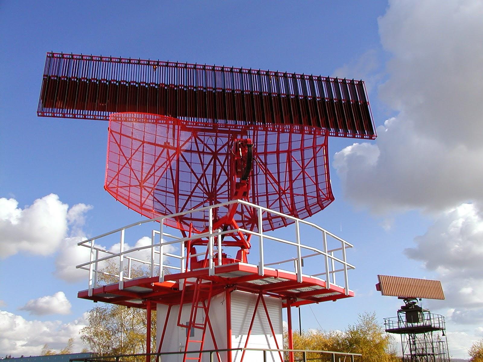 Radar MSSR