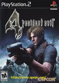 Free Download Games Resident Evil 4 PCSX2 ISOFull Version ZGASPC