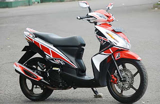 xeon putih kontes Perpaduan warna merah wang Apik