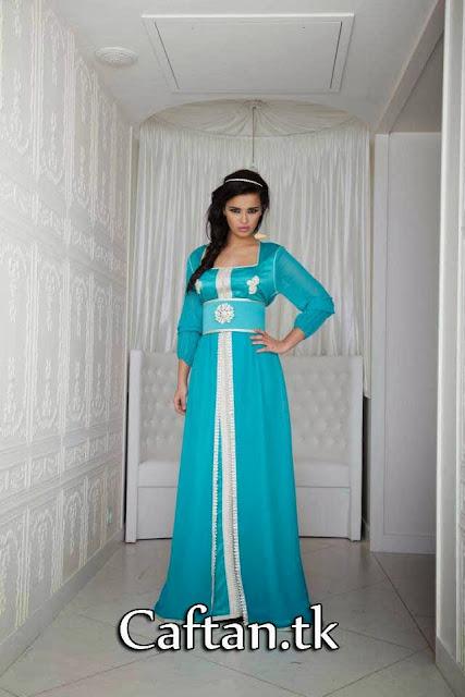Caftan marocaine magnifique