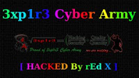 3xp1r3 Cyber Army