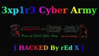3xp1r3 Cyber Army