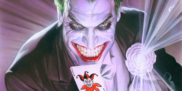 joker,alex ross