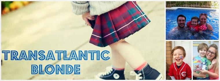 Transatlantic Blonde