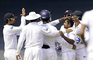 Sri Lanka beat Bangladesh to clinch series 1-0