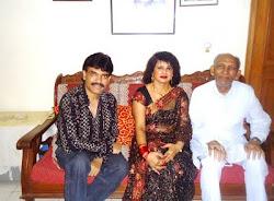 Ustad Ghulam Abbas Khan a famous Indian Singer