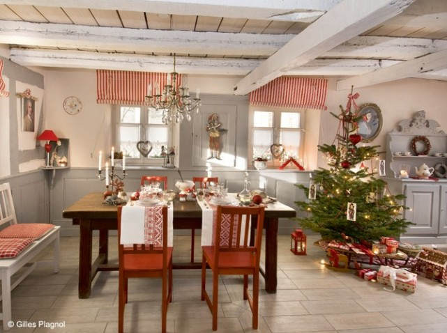 como un cuento de navidad like a christmas fairy tale desde my ventana blog de decoraci n. Black Bedroom Furniture Sets. Home Design Ideas