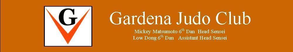 Gardena Judo Club