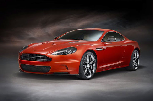 2011 Aston Martin DBS Carbon Edition Coupe Wallpaper