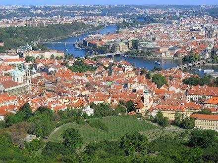 أجمل مدن وبلدات التشيك