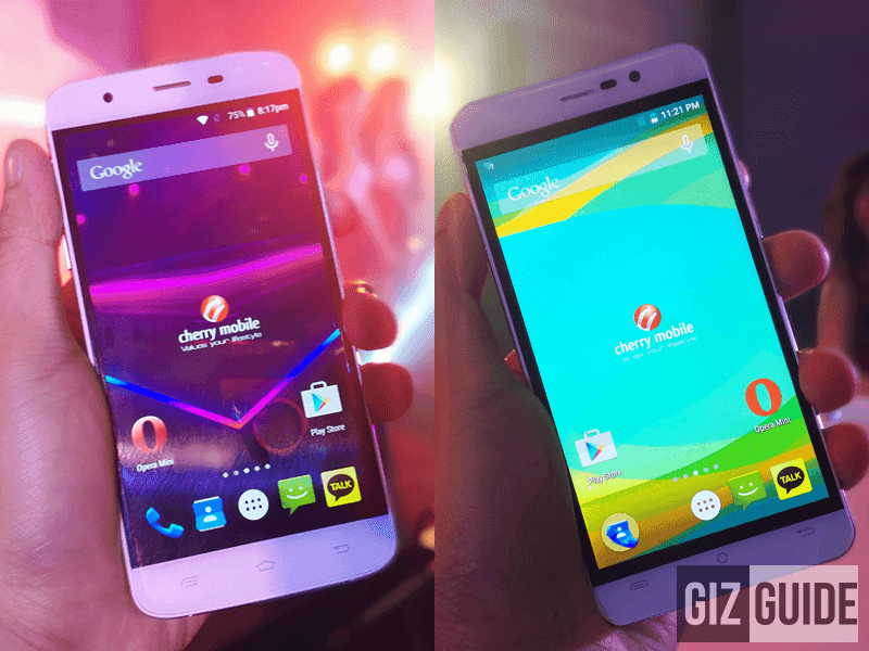Cherry Mobile Flare 4 And Flare S4 Quick Comparison, The New Game Changers Under 5000 Pesos!