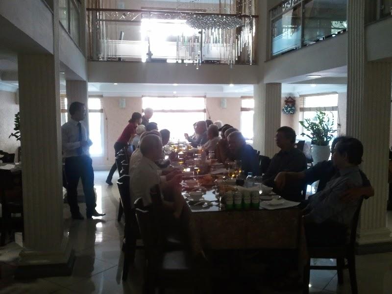 Hình ảnh một buổi tiệc tại nhà hàng Hanoi Deli