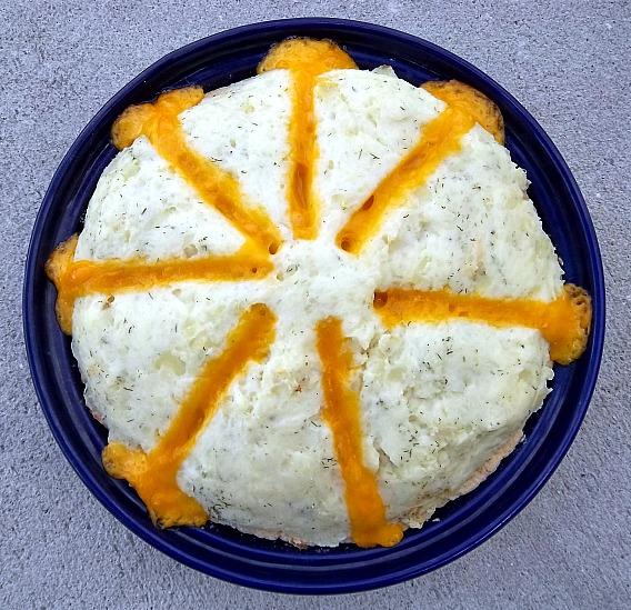 Mashed Potato Pie: Secret Recipe Club