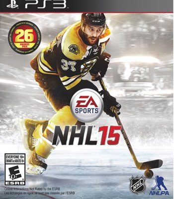 NHL 15 Play Station 3 iMARS