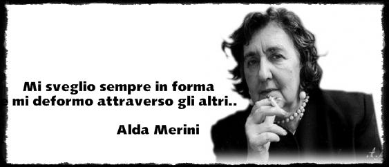 Alda Merini 1931-2009 | Poetessa e Scrittrice italiana