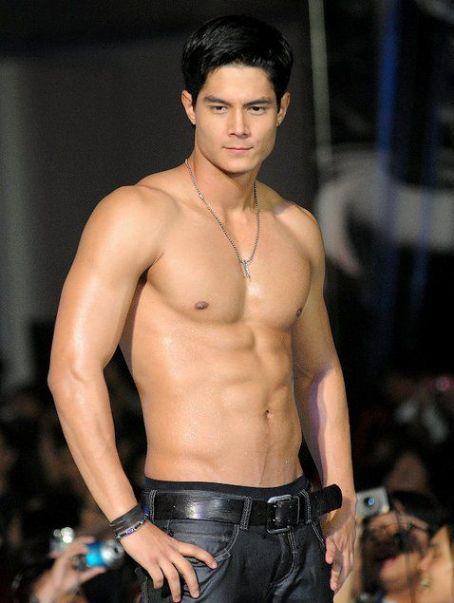 asian male model