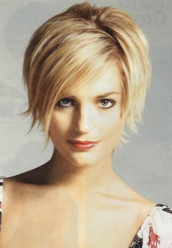 Peinados Degrafilados Para Mujer - Cortes de pelo mujeres de 50 Fotos estilos rejuvenecedores (Foto