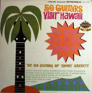 The 50 Guitars of Tommy Garrett - Visit Hawaii (1962)
