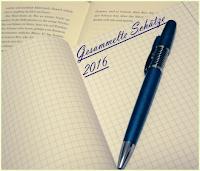 Die Challenge gesammelte Schätze & Zitate in 2016