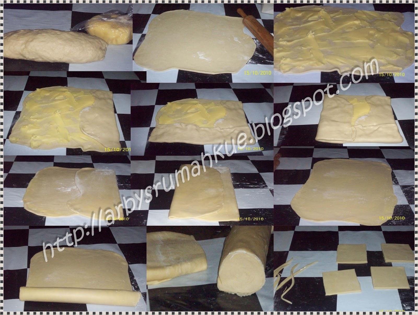 250 gram. PASTRY MARGARIN (aq pake merk buillon atau australia)