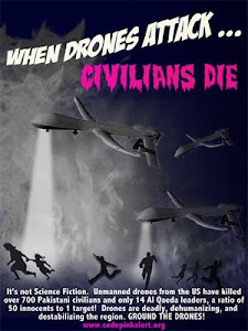 Ground the Drones!