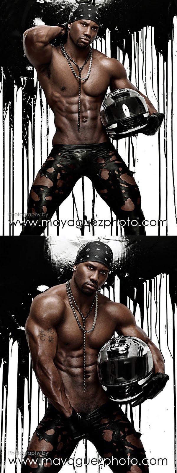HOT BLACK MEN: May 2011