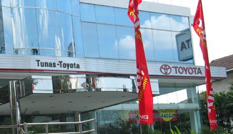 Tunas Toyota Cimindi, Dealer Toyota Bandung