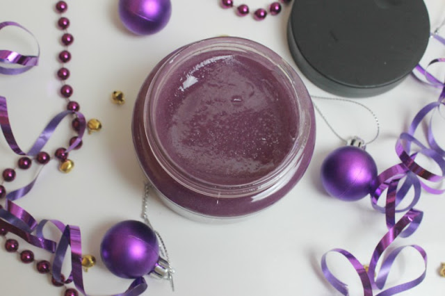 The Body Shop Frosted Plum Collection