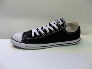 Converse Slim Low Hitam murah, sepatu converse, toko converse