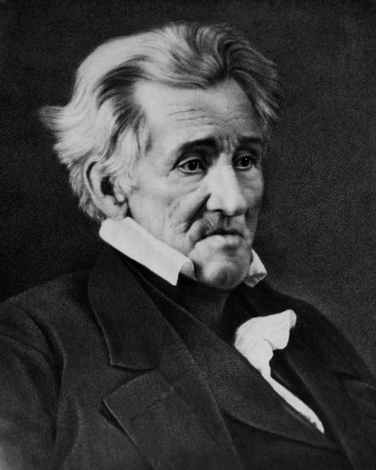 president jackson Andrew jackson (15 march 1767 – 8 june 1845) was the seventh president of  the united states of america (1829-1837), regarded as a hero for his actions in.