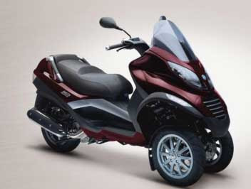 piaggio mp3 carnet B