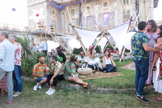 château d'ilbaritz,ilbaritz,castel in flowers,fête,hippies,seventies,flower power,biarritz,ora ito