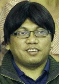 Foto Model Rambut Palsu Pria