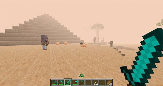 Atum Mod pirámides