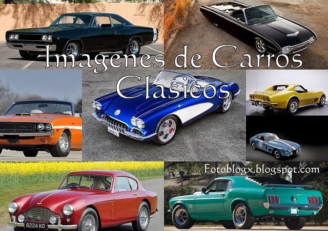 Imagenes de Carros Clasicos