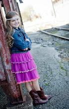 Anna Claire, age 10