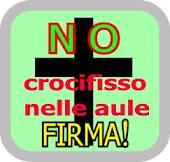NO CROCEFISSO NELLE AULE