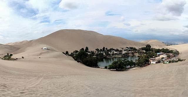 Huacachina