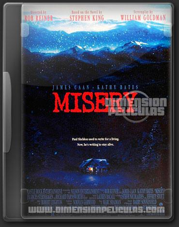 Misery (DVDRip Ingles Subtitulada) (1990)